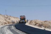 ۲۷ کیلومتر از راه های روستایی ایلام بهسازی و آسفالت شد