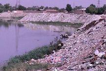 سد معبر و تخلیه نخاله ساختمانی در رودخانهها از معضلات گنبد است