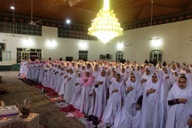 500 دانش آموز در آستارا بهار تکلیف خود را جشن گرفتند