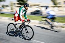 دوچرخه سواران حاضر در اردو زنجان در مرحله رکوردگیری هستند