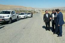 34 میلیاردریال برای بهسازی جاده های پیرانشهر اختصاص یافت