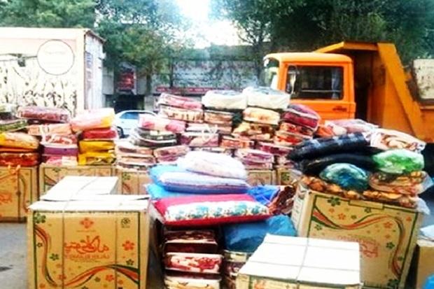 مردم آران و بیدگل هفت میلیارد ریال به سیل زدگان کمک کردند