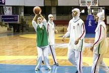 دعوت بانوان بسکتبالیست قزوین به اردوی تیم ملی