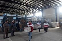 ارسال ۳۰۰ بسته موادغذایی برای سیلزدگان گلستان