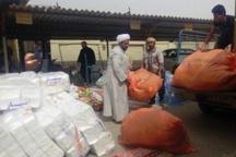 دومین محموله کمک های مردم بافق به مناطق سیل زده ارسال شد