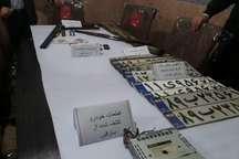 فرمانده انتظامی: باند 13 نفره سارقان حرفه ای در میاندوآب دستگیر شدند