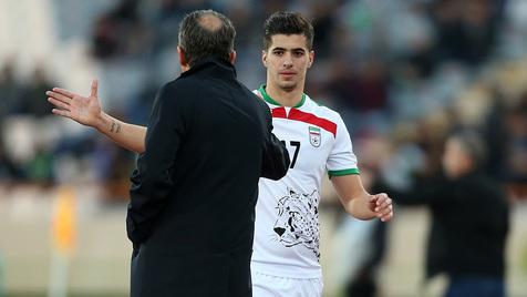 سعید عزتاللهی در تیررس دو تیم بلژیکی