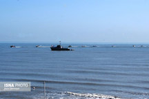 توقیف سه فروند قایق موتوری متخلف در مرز آستارا