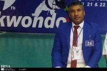 داور تکواندو سیستان و بلوچستان در رقابتهای آسیایی حضور یافت