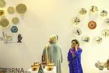صنایع دستی فارس در نمایشگاه تهران فروش 270میلیون تومانی داشت