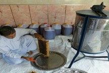 برداشت هشت تن عسل در خاش