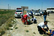 2 تصادف در سبزوار یک کشته و 17 مجروح به جا گذاشت