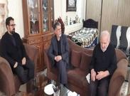 وزیر ارشاد با پیشکسوت تعذیه ایران دیدار کرد + عکس