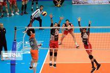 پیروزی تیم والیبال شهرداری ارومیه مقابل اراک روحیهبخش است