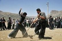 انجمن ورزشی چوب بازی بختیاری دایر شد
