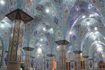 شبستان مسجد امام حسن مجتبی کوی ریشهر بوشهر بهره برداری شد
