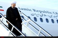 رئیسجمهور وارد کرمانشاه شد  دیدار با مردم زلزلهزده و افتتاح راهآهن غرب