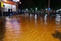 آبگرفتگی شهرستانهای مشهد، کلات و درگز