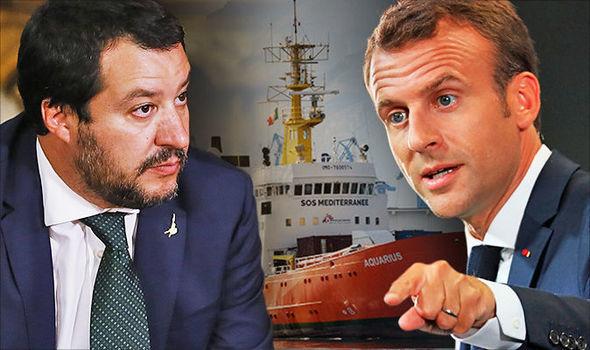 حیات اتحادیه اروپا در معرض خطر/ بحران سیاسی بی سابقه میان فرانسه و ایتالیا