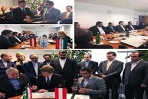 تفاهمنامه سرمایهگذاری اتریش در بخش سلامت آذربایجانغربی امضا شد