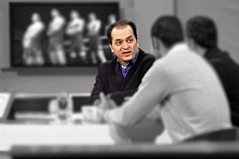 پیمان یوسفی؛ گزارشگر دیدار ایران و ازبکستان