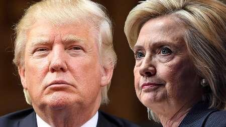 پاسخ توئیتری ترامپ به اتهام هیلاری کلینتون