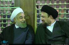تجدید میثاق رئیس جمهور روحانی با آرمان های حضرت امام(س)-1