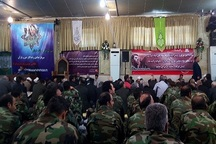 سالگرد شهادت سپهبد صیاد شیرازی در مشهد برگزار شد