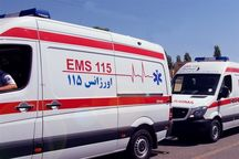 حادثه رانندگی در محور بهبهان - رامهرمز یک کشته و ۶ مصدوم برجا گذاشت