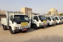 29 محموله تجهیزات ورزشی دربین مدارس خوزستان توزیع شد