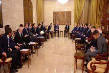 بشار اسد: جنگ در سوریه هنوز به پایان نرسیده است