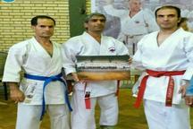 درخشش کاراته کاران سیستان و بلوچستان در رقابت های کشوری