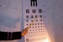 اجرای طرح پیشگیری از تنبلی چشم در ایلام آغاز شد