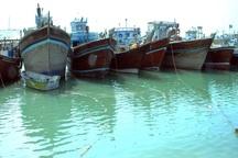 صیادان آبادان و خرمشهر تا چهارشنبه به دریا نروند