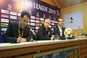 سرمربی الوصل: بازیکنانم تلاش خود را کردند