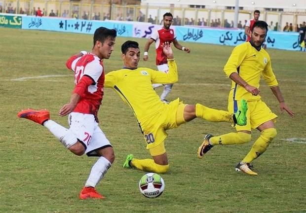 تیم شهرداری ماهشهر برابر حریف خود به پیروزی رسید