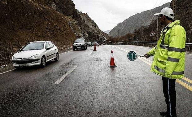 جاده های هراز و کندوان برای تعطیلات عید فطر یکطرفه می شود