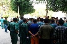 کارگران شهرداری حمیدیه و پالایشگاه بید بلند خواستار مطالبات خود شدند