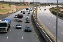بیش از 35 میلیون خودرو در جاده های قزوین تردد کردند