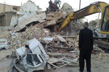 خدمات زیربنایی در مناطق زلزله زده امروز در دسترس مردم قرار می گیرد