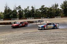 خوزستان قهرمان مسابقات اسلالوم اتومبیلرانی کشور شد