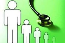خدمات بهداشتی در نمایشگاه هفته سلامت ارائه می شود