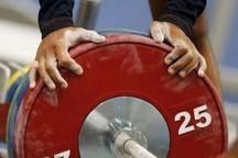 نخستین رکوردگیری بانوان وزنه بردار خراسان رضوی