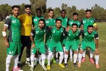 اولین پیروزی استقلال خوزستان در اردوی شیراز