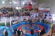 کردستان قهرمان مسابقات ورزش های زورخانه ای و کشتی پهلوانی کشور شد