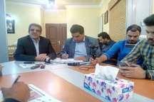نشست خبری ستاد روحانی در کرمان