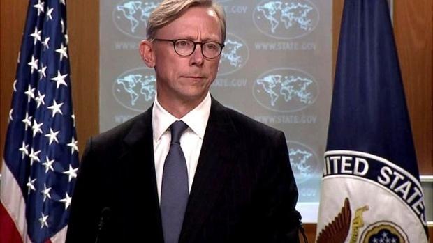 هوک مدعی شد: دولت ترامپ بیش از ۹۷۰ فرد و شرکت ایرانی را تحریم کرده است