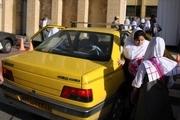 خودروهای فاقد برچسب سرویس مدارس در آستارا حق تردد ندارند