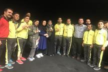 کاروان ورزش تالاسمی مازندران با 7 مدال از مسابقات کشوری بازگشت