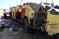 تشریح آخرین بررسیها از حادثه واژگونی اتوبوس دانشآموزان هرمزگانی